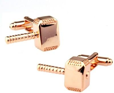 Topen Brass Cufflink Set