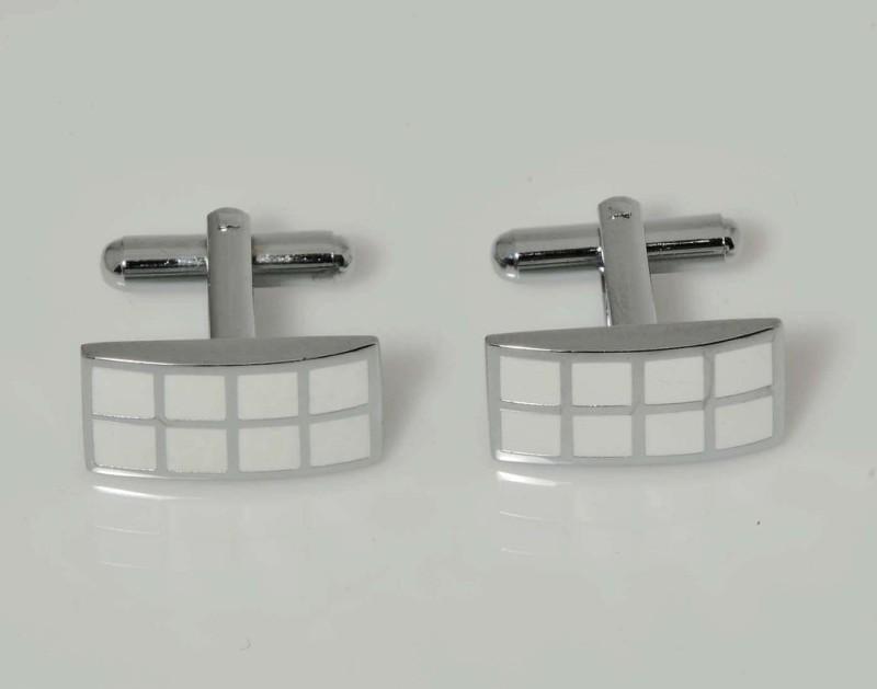 Tiekart Stainless Steel Cufflink Cl280