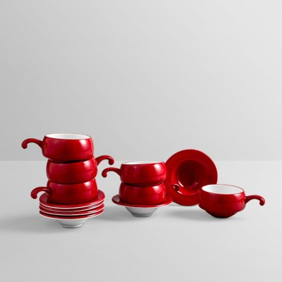 Clay Craft LILLYPUT RED