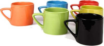 Toygully Multicolor Rhombus Cups - 6