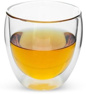 Teabox Valencia Glass Teacup IBCUP1(White)