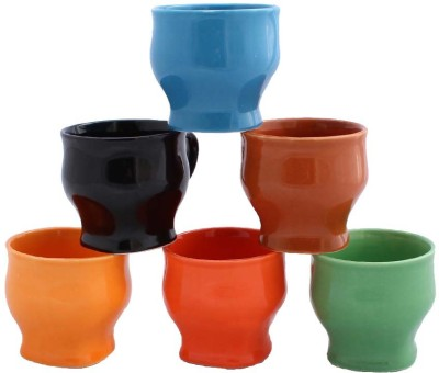 Aarzool Designer Colourful Cups