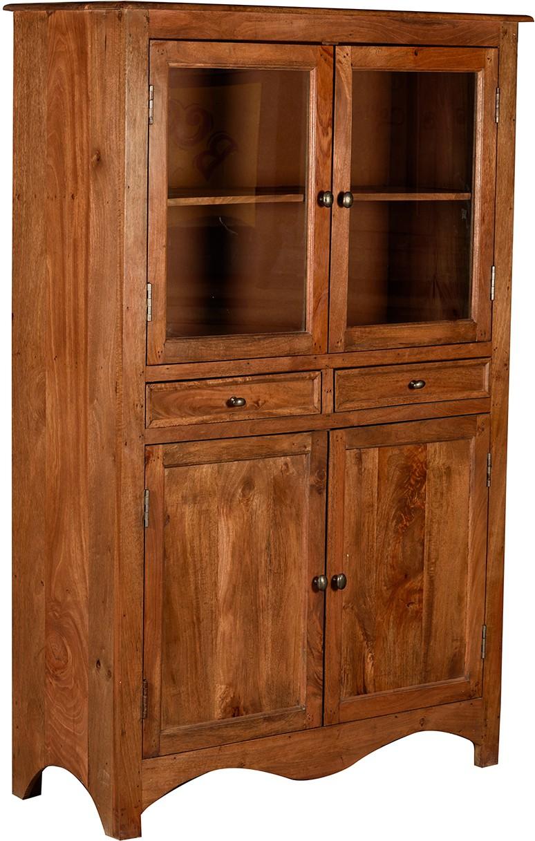 Rishabh Art Solid Wood Cupboard