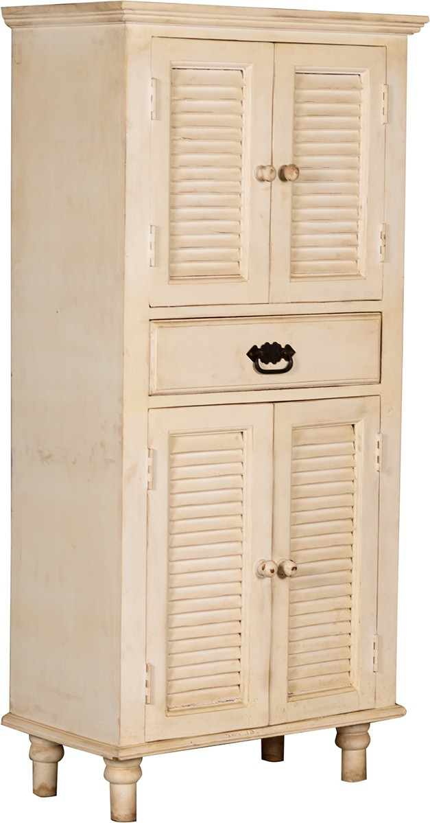 Rishabh Art Solid Wood Cupboard