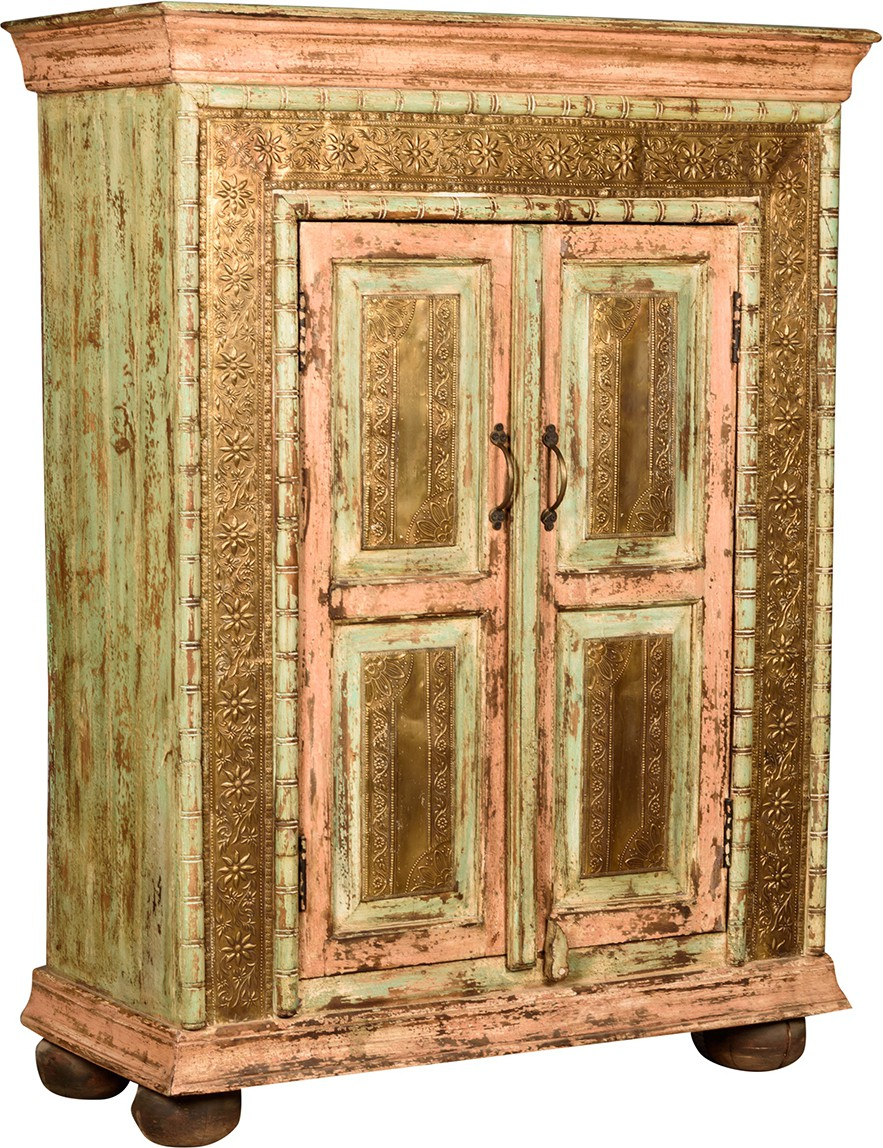 Rishabh Art Solid Wood Almirah