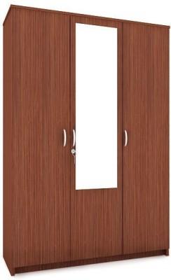 Housefull JOHN 3D WARD Engineered Wood Almirah