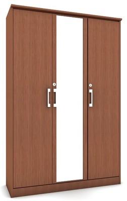 Housefull CALINO 3 Engineered Wood Almirah