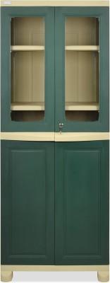 Nilkamal FB2OGR PSG OGR Plastic Almirah(Finish Color - Olive Green) available at Flipkart for Rs.9341