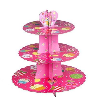 Hua You 3 Cavities Multicolor Cupcake In...
