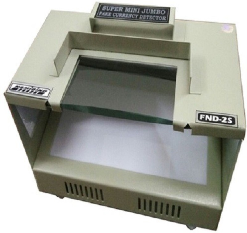 Namibind FND-2S Countertop Counterfeit Currency Detector(UV, MG, IR, WM)