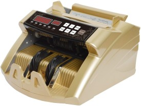 swaggers Denomination fake cash counter MODEL SW - GOLD LED Countertop Currency Detector(UV, IR, MG)