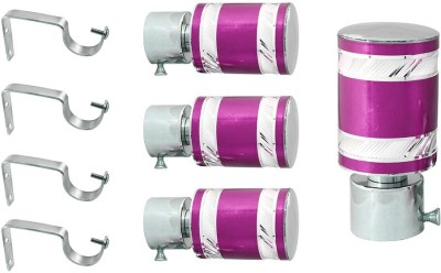 Jakaba Pink Curtain Finial