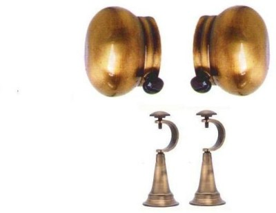 Katarias Brown Curtain Finial