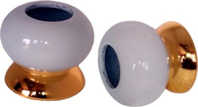 Aone Quality Gold, White Rod Rail Bracket