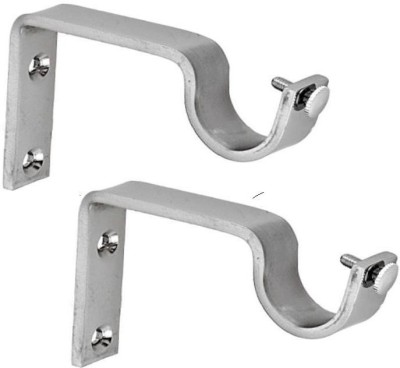 Katarias Silver Rod Rail Bracket