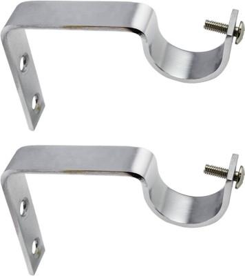 Jakaba Silver Rod Rail Bracket