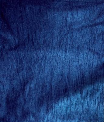 Excel Bazaar PCF459 Curtain Fabric(Blue, 6 m)