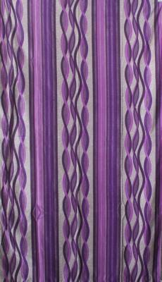 Zesture fabric010 Curtain Fabric(Multicolor, 6 m)