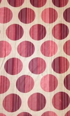 Cortina 20010 Curtain Fabric(Red, 5 m)