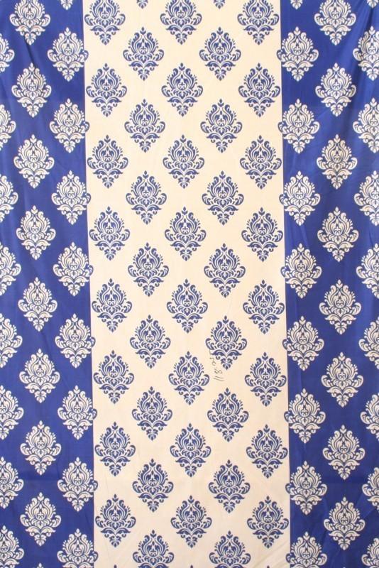 Zesture fabric01 Curtain Fabric(Multicolor, 6 m)