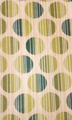 Cortina 20008 Curtain Fabric(Green, 5 m)