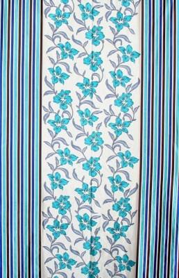 Zesture fabric09 Curtain Fabric(Multicolor, 6 m)