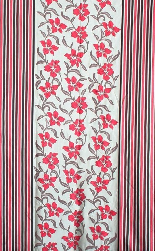 Zesture fabric04 Curtain Fabric(Multicolor, 6 m)