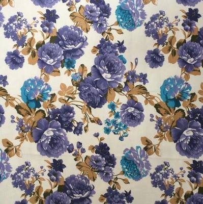 Zephyrtex 9010blue Curtain Fabric(Blue, 4 m)