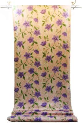 Impact Home IM001BFB Curtain Fabric(White, 5 m)