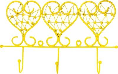 Tarun Industries Iron Heart Shape Curtain Hook