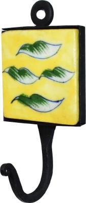Tarun Industries Square Ceramic Tile Curtain Hook
