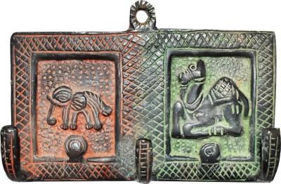 Tarun Industries Brass Antique Look Curtain Hook