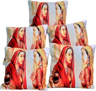 Govindam Enterprises Printed Cushions Cover