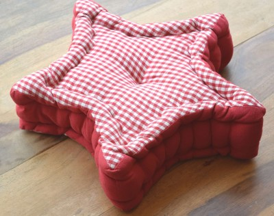 FIVE SEASONS HOUSE Checkered Cushions Cover