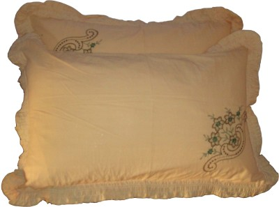 Vg store Embroidered Pillows Cover