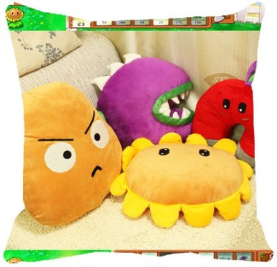 Fashion-Link Cartoon Cushions Cover