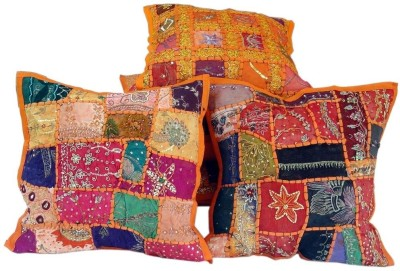 UFC Mart Self Design Cushions Cover