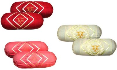 RJ Products Embroidered Bolsters Cover