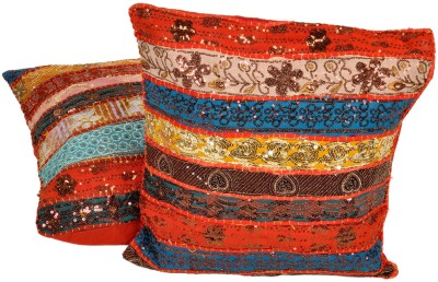Jaipur Raga Abstract Cushions Cover