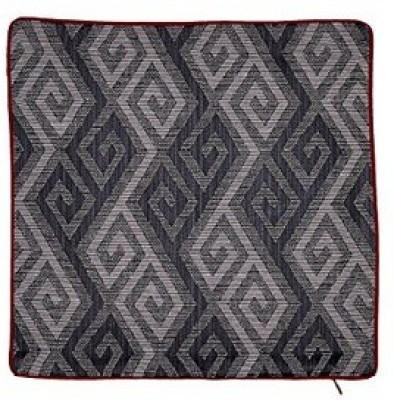 NIDHIVAN Abstract Cushions Cover
