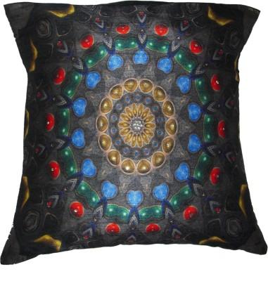 Dhavani Geometric Cushions Cover