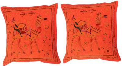 Indigocart Paisley Cushions Cover