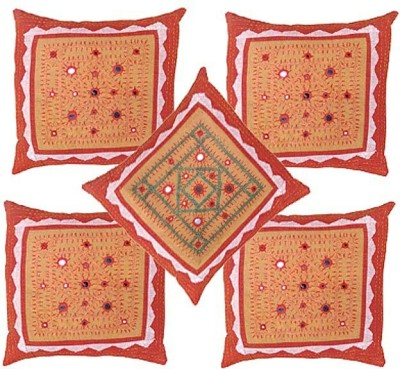 Pezzava Embroidered Bolsters Cover