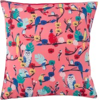 Chumbak Printed Cushions Cover(40 cm*40 cm, Multicolor)