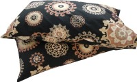 Adt Saral Printed Pillows Cover(Pack of 2, Multicolor)