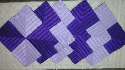 Miracle Furnishings Geometric Cushions Cover