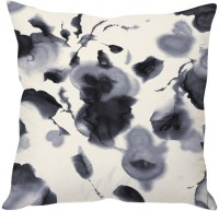 StyBuzz Abstract Cushions Cover(40 cm*40 cm, Black, White)