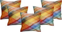 Nostaljia Abstract Cushions Cover(Pack of 5, 40 cm*40 cm, Multicolor)