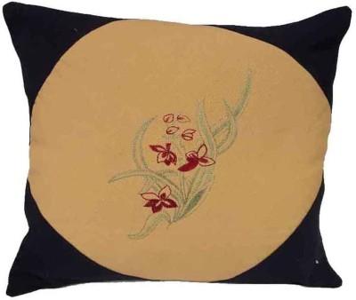 Amita Home Furnishing Floral Cushions Cover