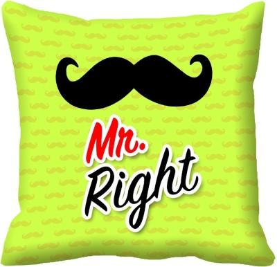 HK Self Design Cushions Cover